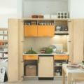 piccola cucina monoblocco per ufficio