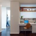 Piccolo spazio di lavoro domestico