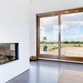porte finestre scorrevoli in legno