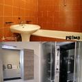Prima/Dopo bagno