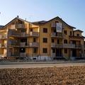 progetto nuovo edificio residenziale a Sulbiate (MB)