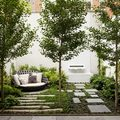 Realizzare giardino moderno