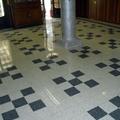 Restauro pavimento del 1935
