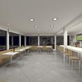 Sala consumazione e lettura 2