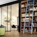 sala riunioni e libreria