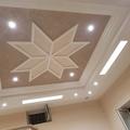 Soffitto con vari tipi di illuminazione