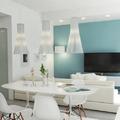 soggiorno moderno ristrutturazione appartamento firenze