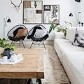 soggiorno stile scandinavo