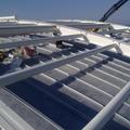 Struttura per fotovoltaico