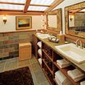 tenda campeggio con bagno