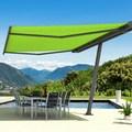 tenda da sole bordo piscina