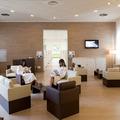 Terme di Salice (PV) - sala d'attesa rep. Termale