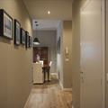 Un corridoio studiato ad arte