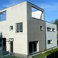 Villa C - Fronte d'ingresso