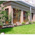 Villa dei fiori Club House - Verando su Giardino