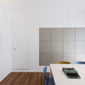 zona living cucina open space