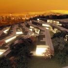 Progetto di un complesso termale ad Offida (AP)