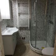 Creazione piccolo bagno in camera