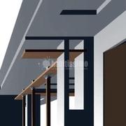 Progetto di interni a Roma - 2004