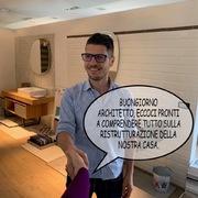 """RISTRUTTURARE CASA in 6 FASI con la formula """"CHIAVI in MANO Senza Pensieri"""" ed INTERLOCUTORE UNICO"""