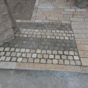 24. posa pietra naturale cubetti e pavimento