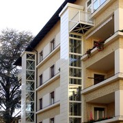 Installazione ascensore condominio e miniascensore per la - Costo ascensore esterno 3 piani ...