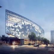 Calgary Central Library & Library Plaza