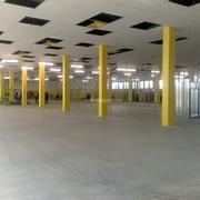 Ristrutturazione completa della logistica di Massa C. per conto Della UNICO La Farmacia dei Farmacisti Lainate Spa