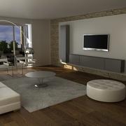 abitazione civile ed arredamento di design