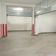 divisione di un grande garage in n°4 Box
