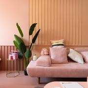 arredare casa con il colore rosa