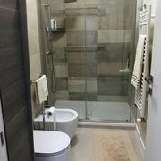 Bellissimo progetto di trasformazione da vasca in doccia