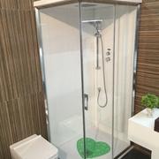 Box doccia realizzato a misura