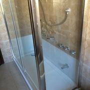 progetto Sostituzione vasca da bagno con doccia stesse dimensioni cm 170 x 70