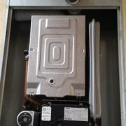 installazione caldaia a condensazione per esterno