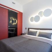 Camera da letto - cabina armadio