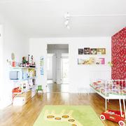 camera per bambini stile nordico