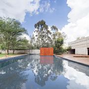Casa a Nairobi, Alberto Morell