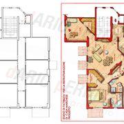 Distributori Schüco - Progetto di ristrutturazione appartamento a Bagheria (PA)