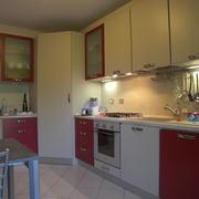 Progetto cucina angolare su misura a Buccinasco (MI)