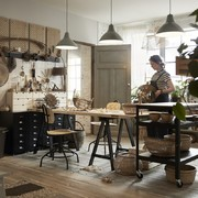 Cucina arredata con mobili IKEA