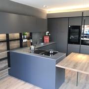 Distributori Arrex - Realizzazione cucina per show-room