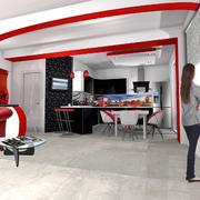 Progetto di manutenzione straordinaria e di Interior-Design di un appartamento sito nel Comune di Cetraro (Cs)