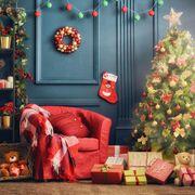 decorazioni casa per natale