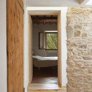 disposizione ambienti casa di canapa e calce