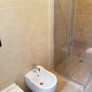 Ristrutturazione bagni con doccia filopavimento