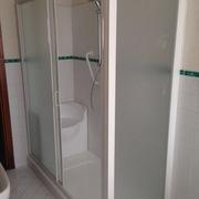 Distributori Dolomite - progetto Sostituzione di una vasca cm 70x170 con una doccia stesse dimensioni adatta disabili