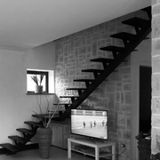 CASA D'ARPINO - Demolizione e Ricostruzione completa dell'immobile (parte interna)