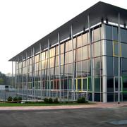 Facciata esterna del Centro Medico Specialistico