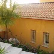 Rifacimento facciata in villa a Mentone